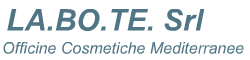 LABOTE Srl officine cosmetiche  confezionamento Chimico-Farmaceutico Cosmetico Nutrizionale Alimentare